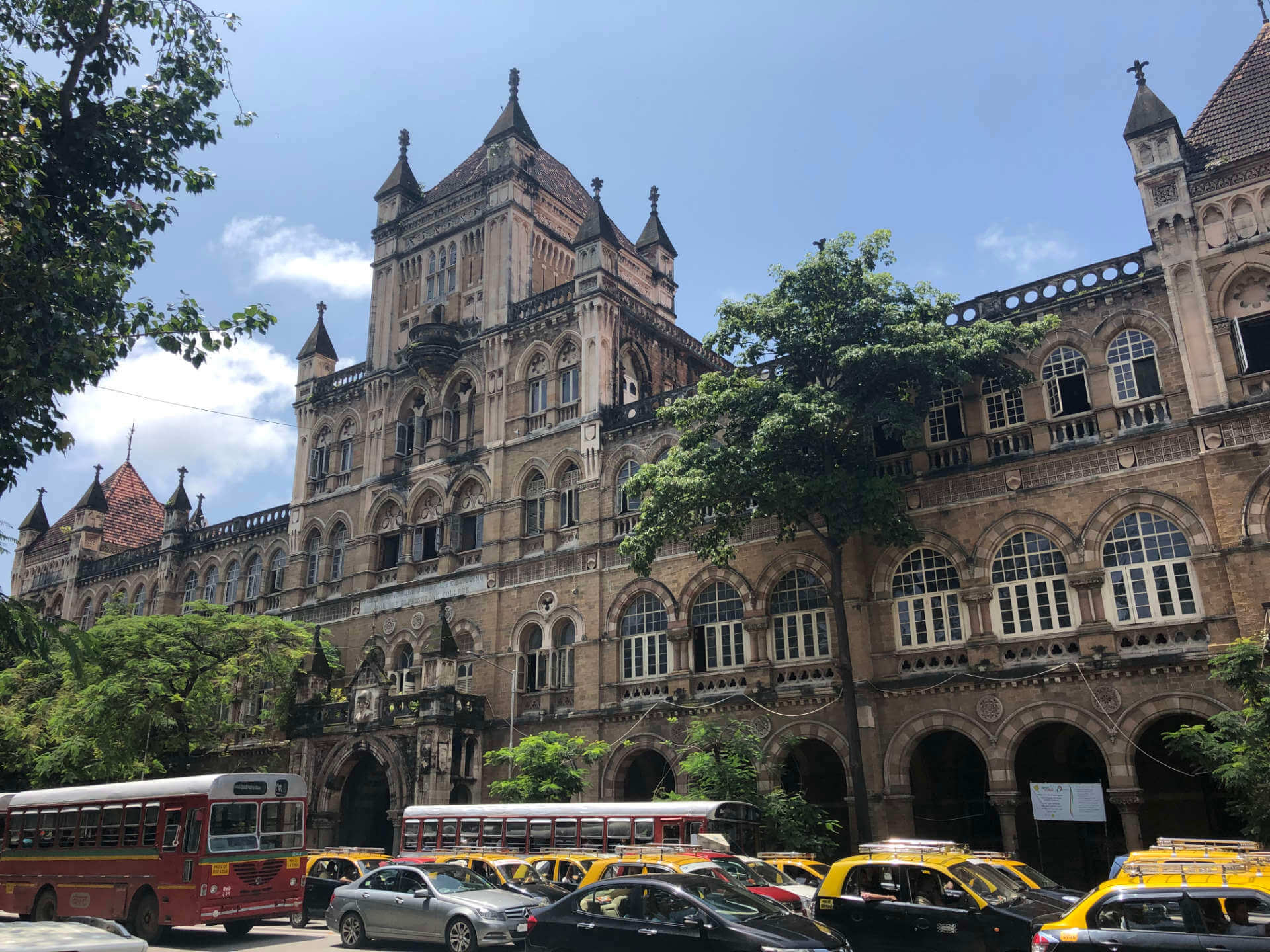 Indien Mumbai Elphinstone College