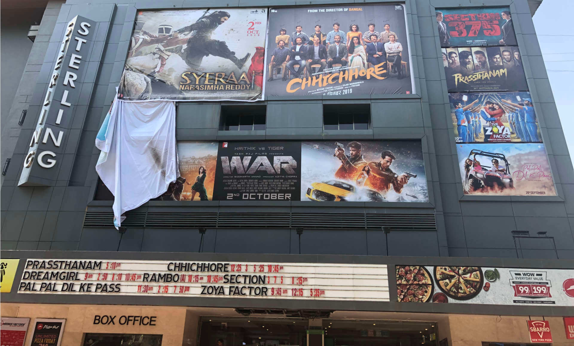 Indien Mumbai Kino