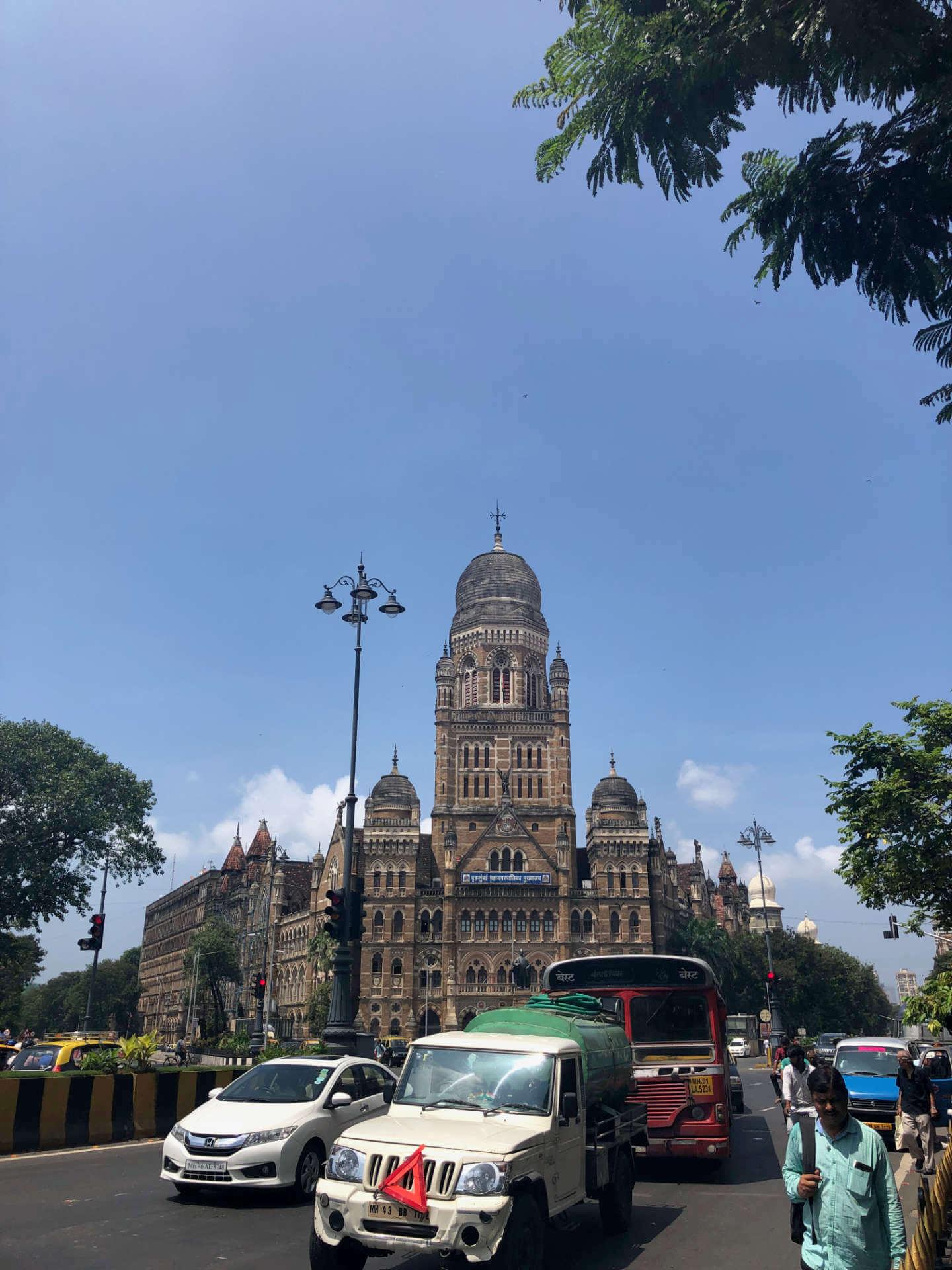 Indien Mumbai Municipal Corporation of Greater Mumbai