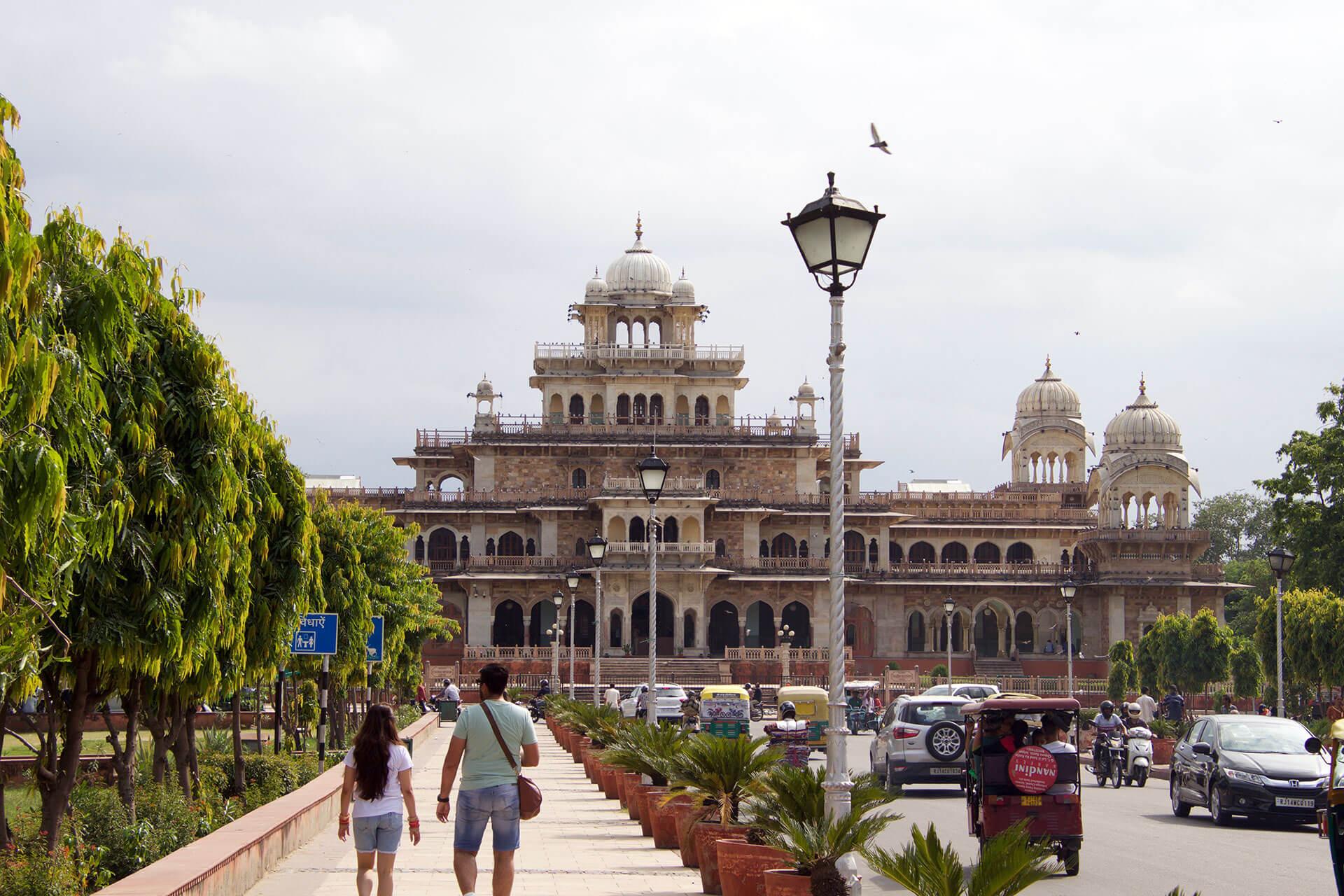 Jaipur - Albert Hall