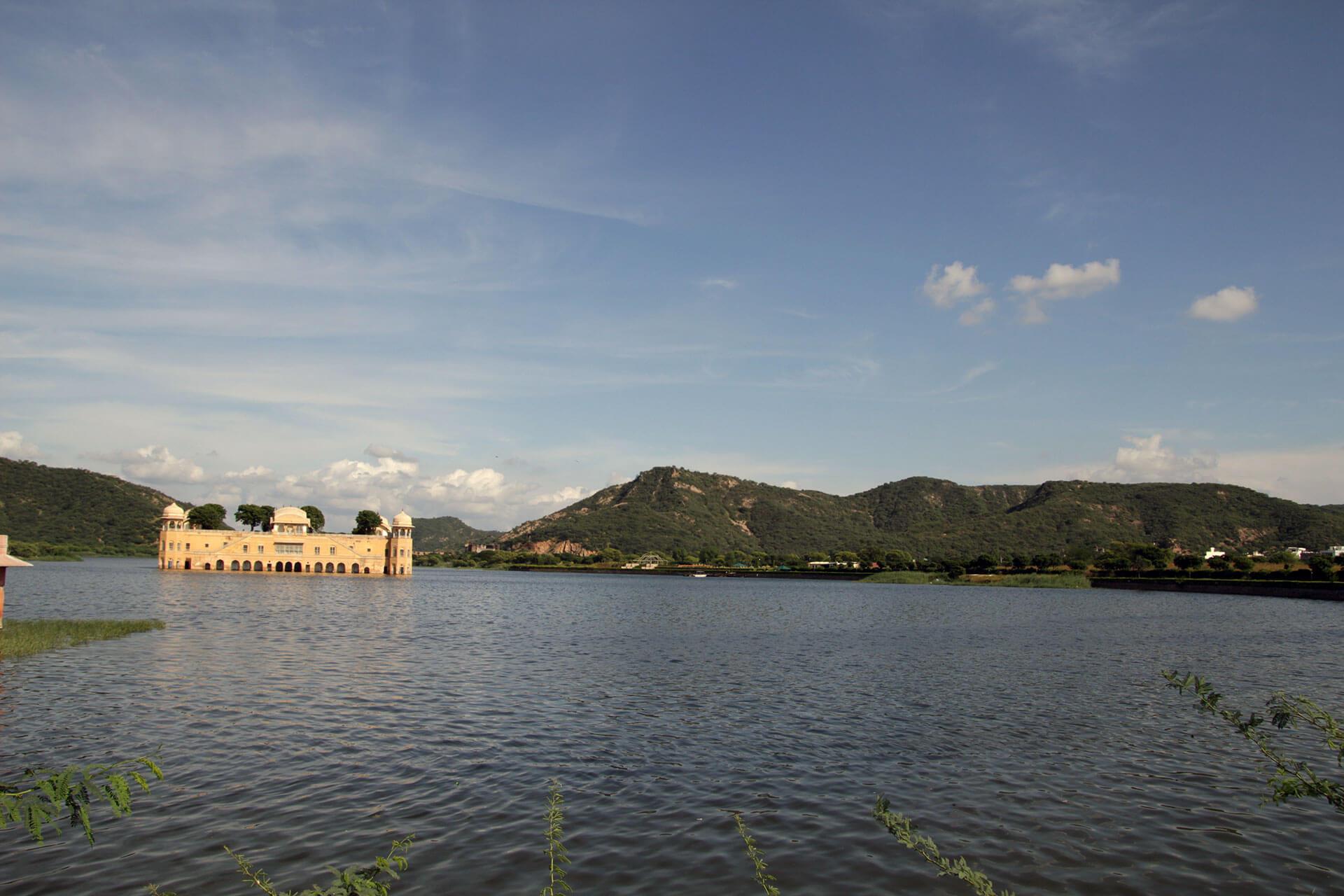 Jaipur - Jal Mahal