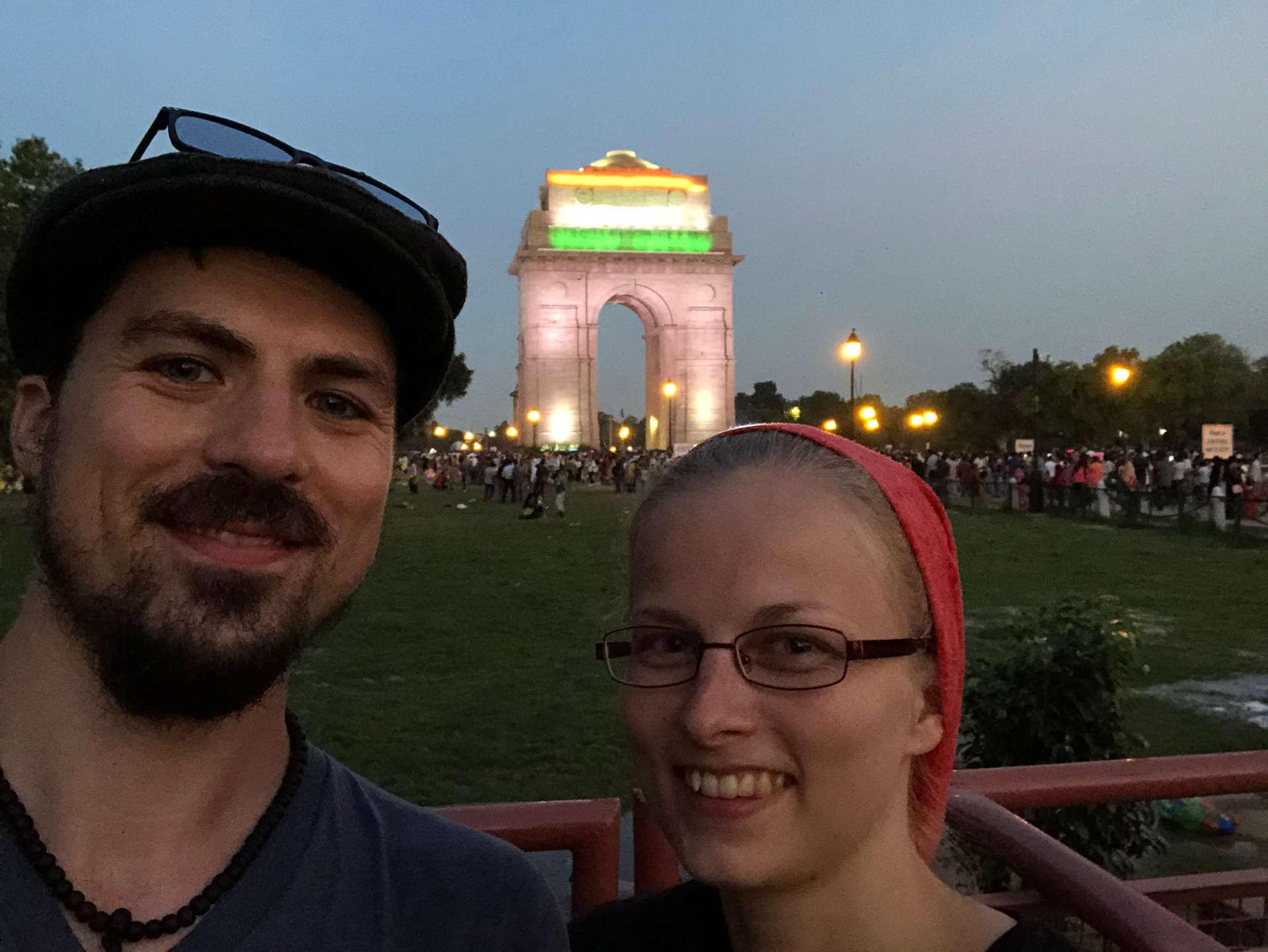 India Gate in Neu-Delhi