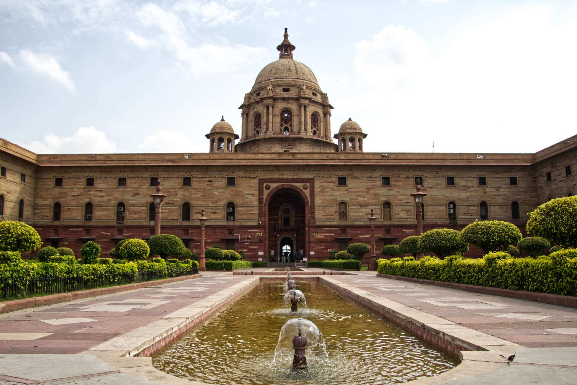 Ministry of Defence in Neu-Delhi