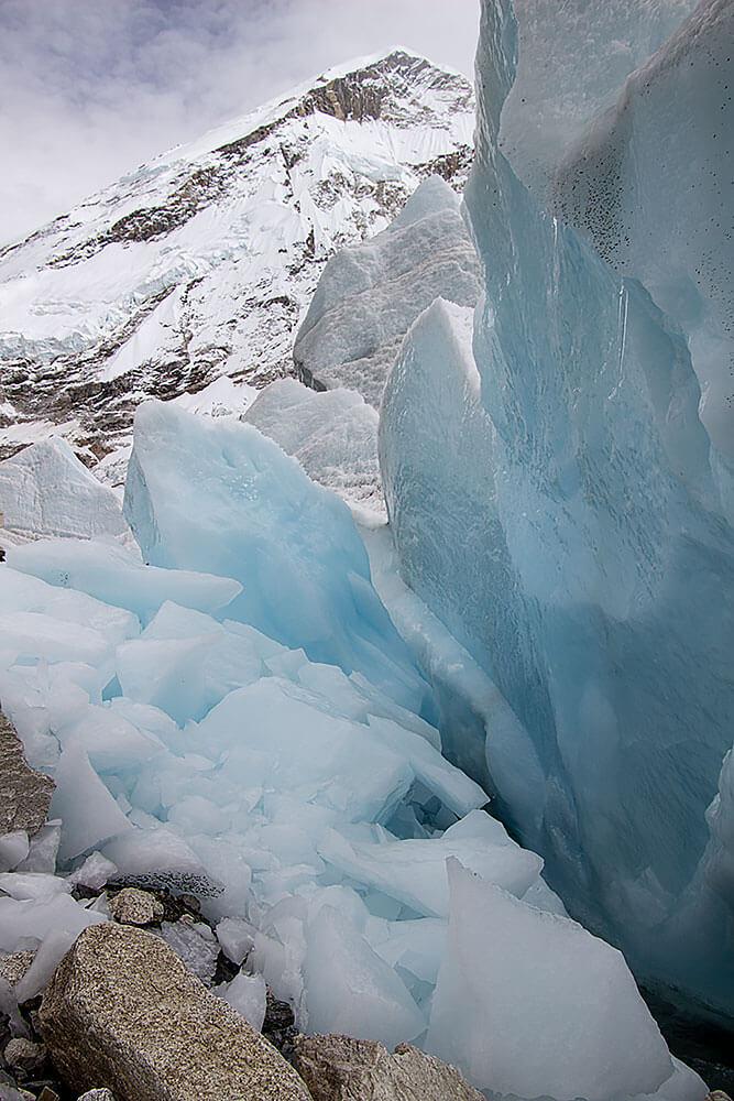 Kumbhu Icefall