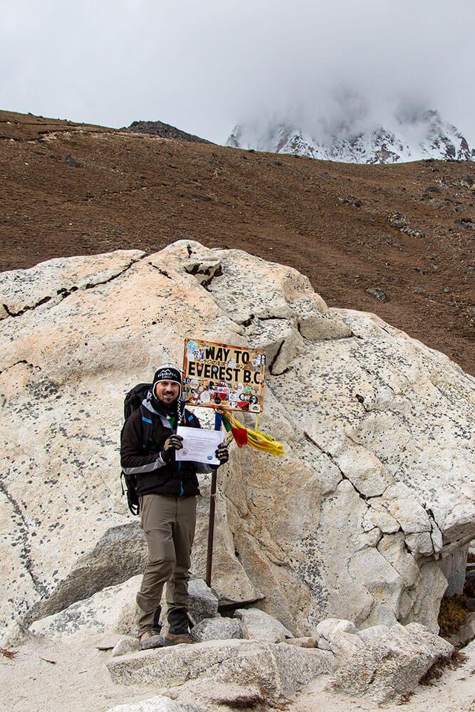 Way to Everest B.C.