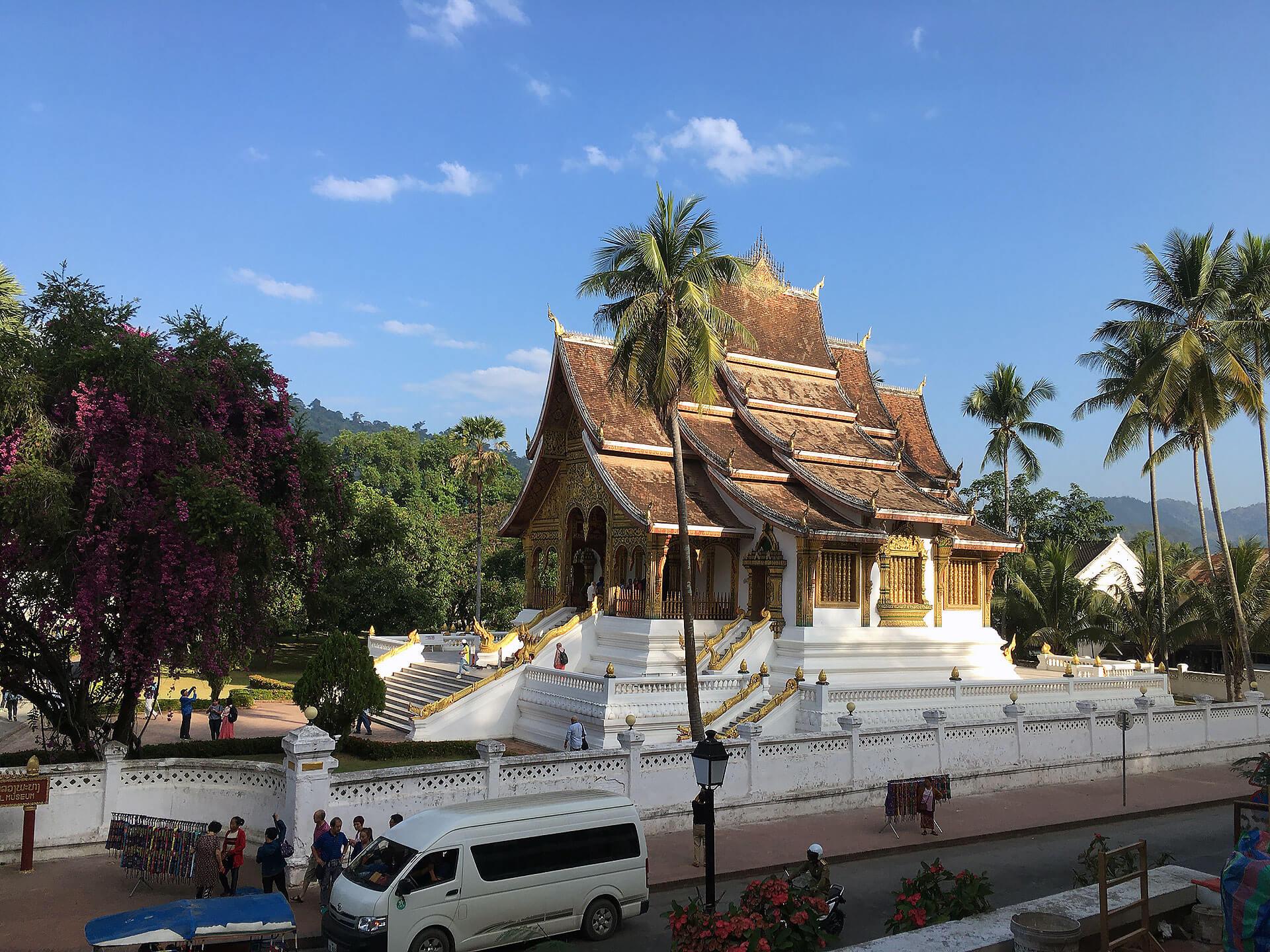 Haw Pha Bang in Luang Prabang