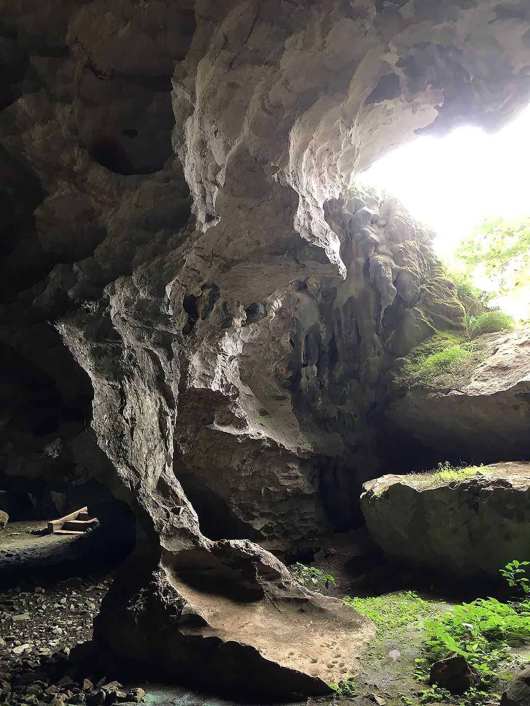 Höhle in Vieng Xai