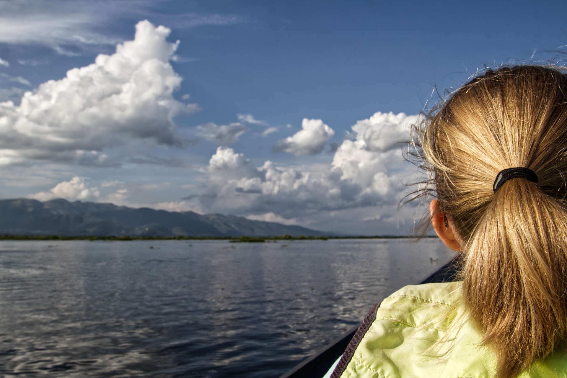 Myanmar Inle Lake und Taschi