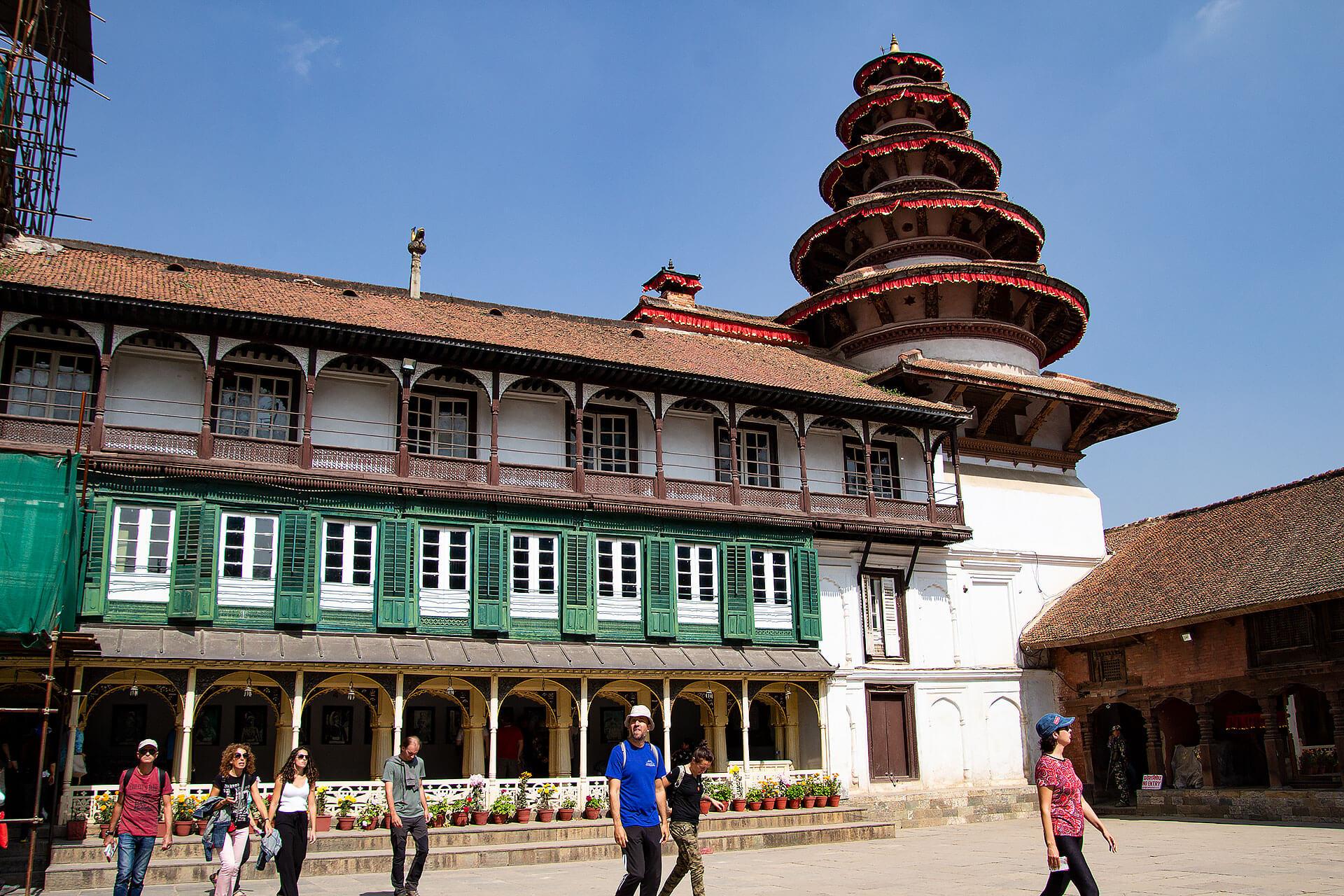 Panch Mukti Hanuman Temple