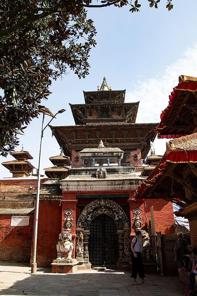 Taleju-Tempel am Durbar Square