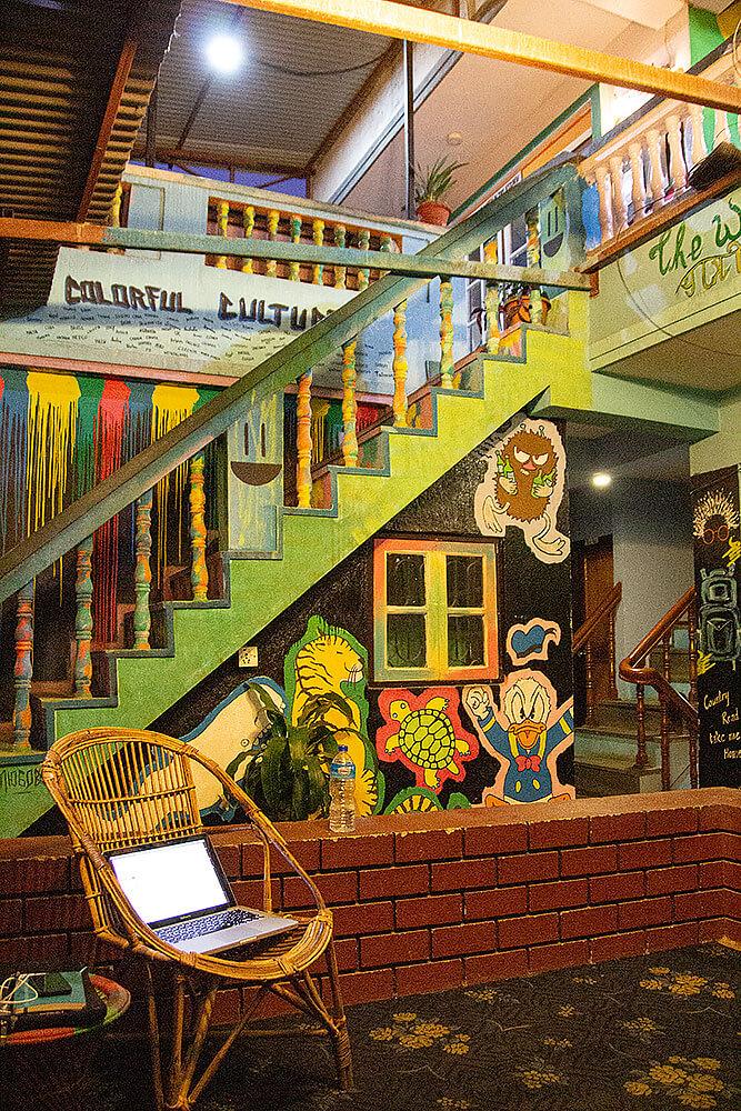Hostel in Kathmandu
