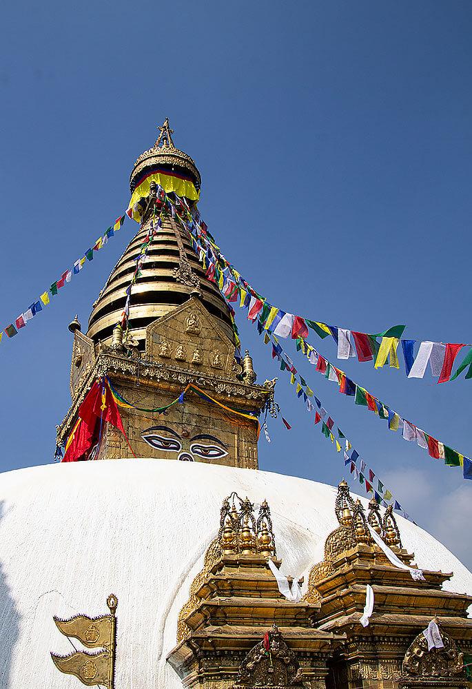 Swayabhunath Stupa