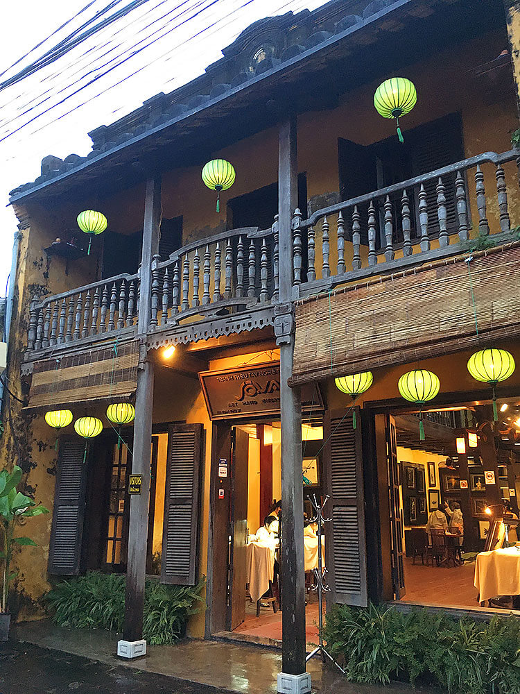 Altstadthaus in Hoi An