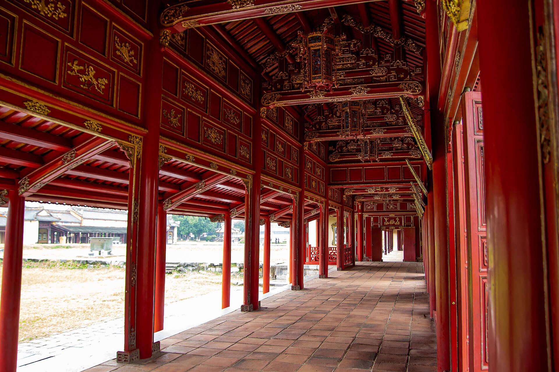Imperial Enclosure