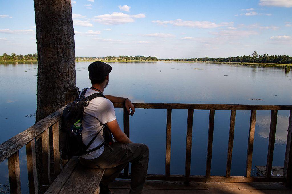 Angkor Wat - Berti am See