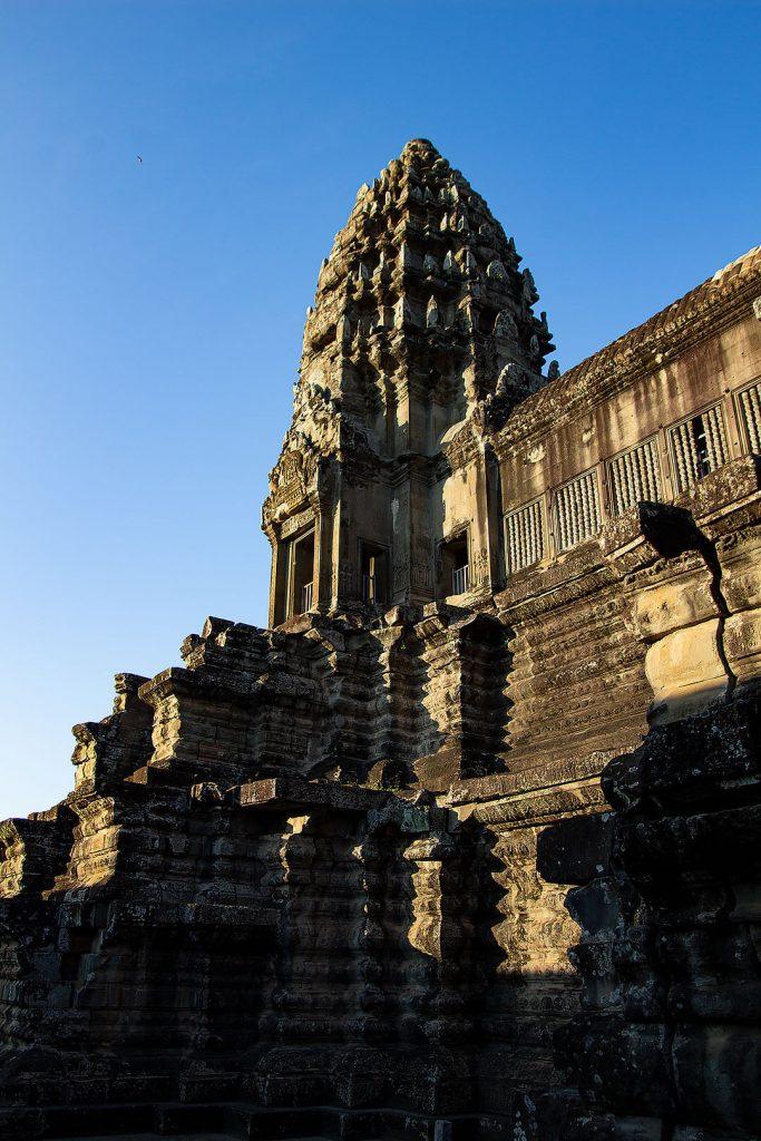Turm von Angkor Wat