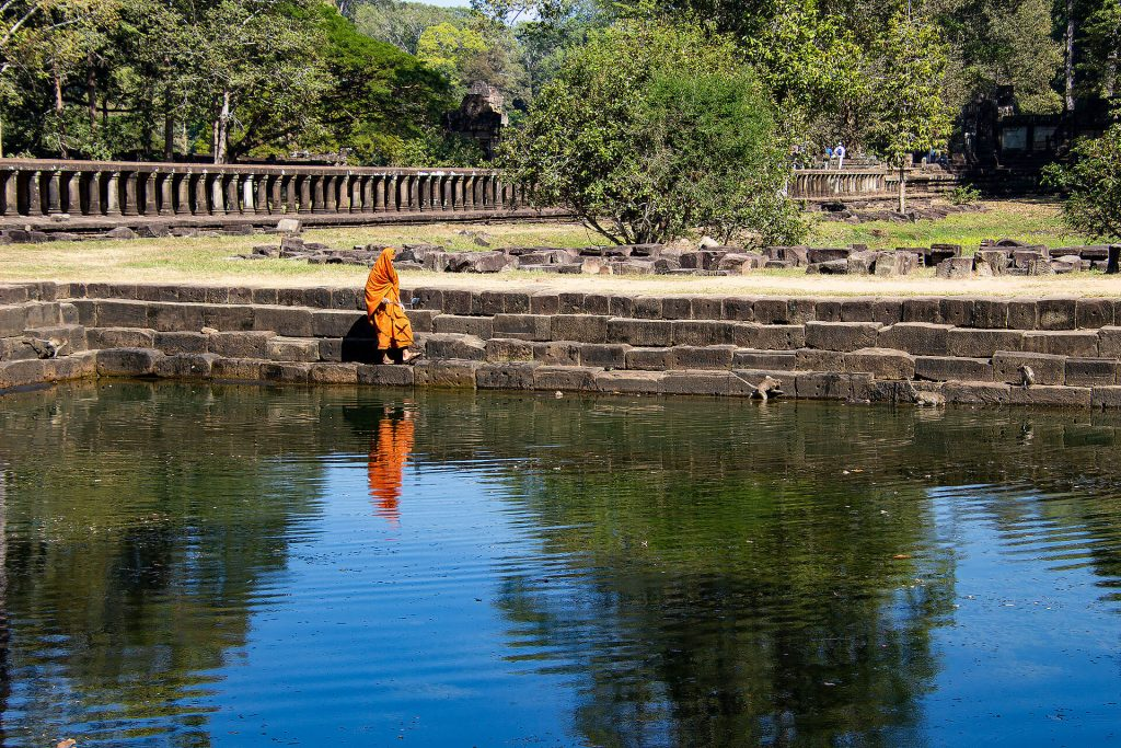 Angkor Wat - Baphuon