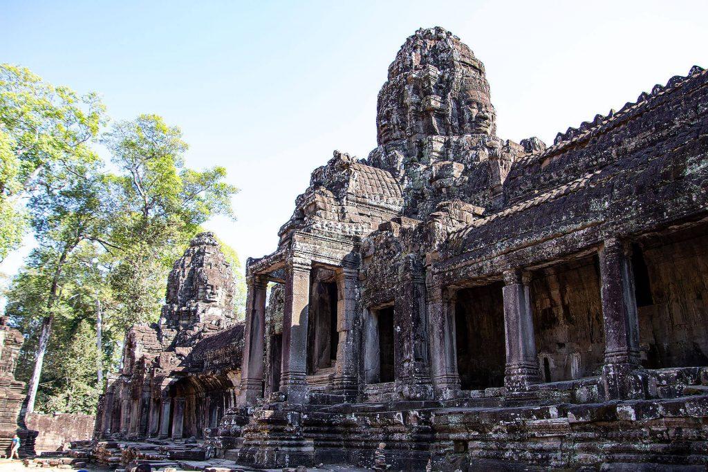Angkor Wat - Bayon