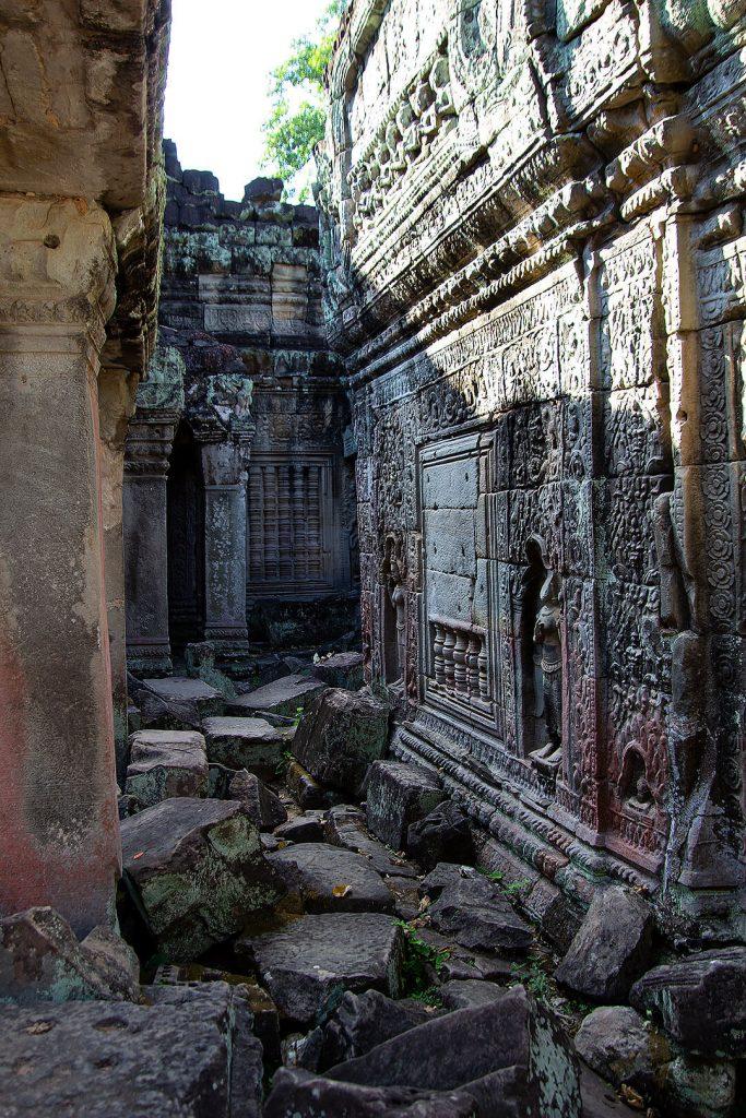 Preah Khan von innen