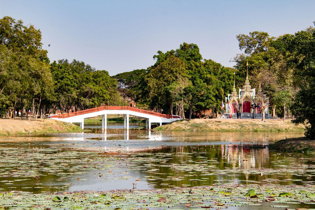 See in Ayutthaya