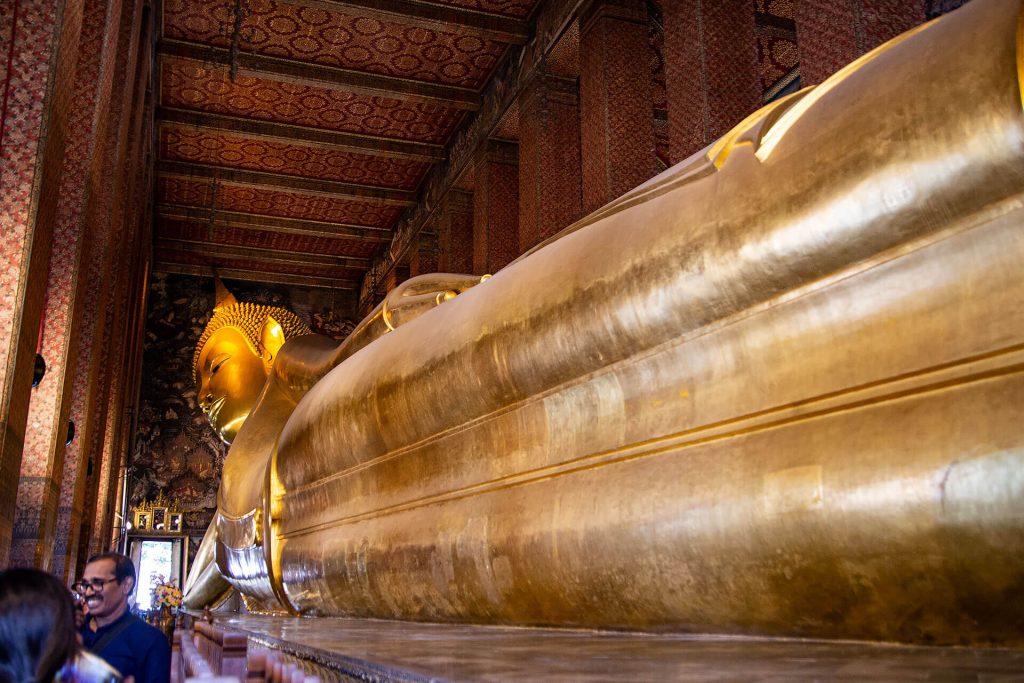 Wat Pho - Der liegende Buddha