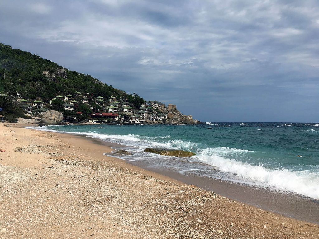 Ao Tanote Strand in Ko Tao