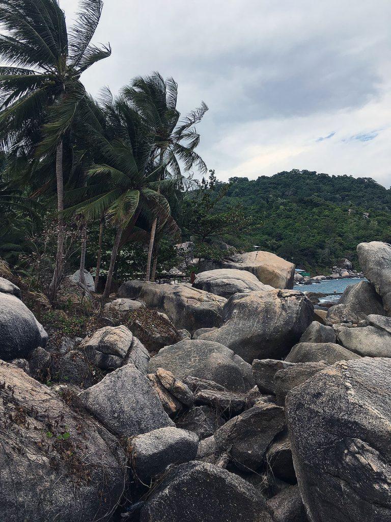 Hin Wong Bucht in Ko Tao