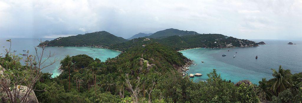 Aussichtspunkt John Suwan Mountain