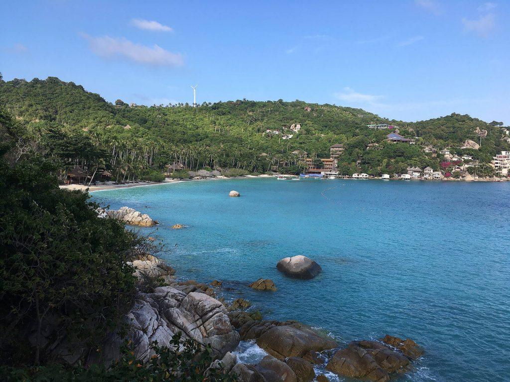 Shark-Bucht in Ko Tao
