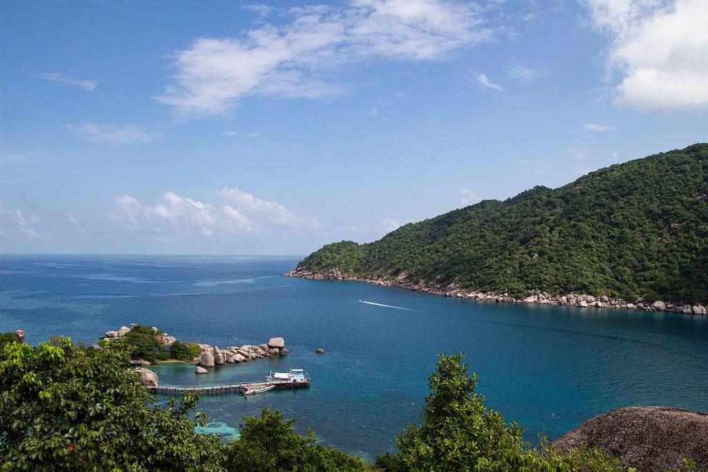Aussichtspunkt von Nang Yuan