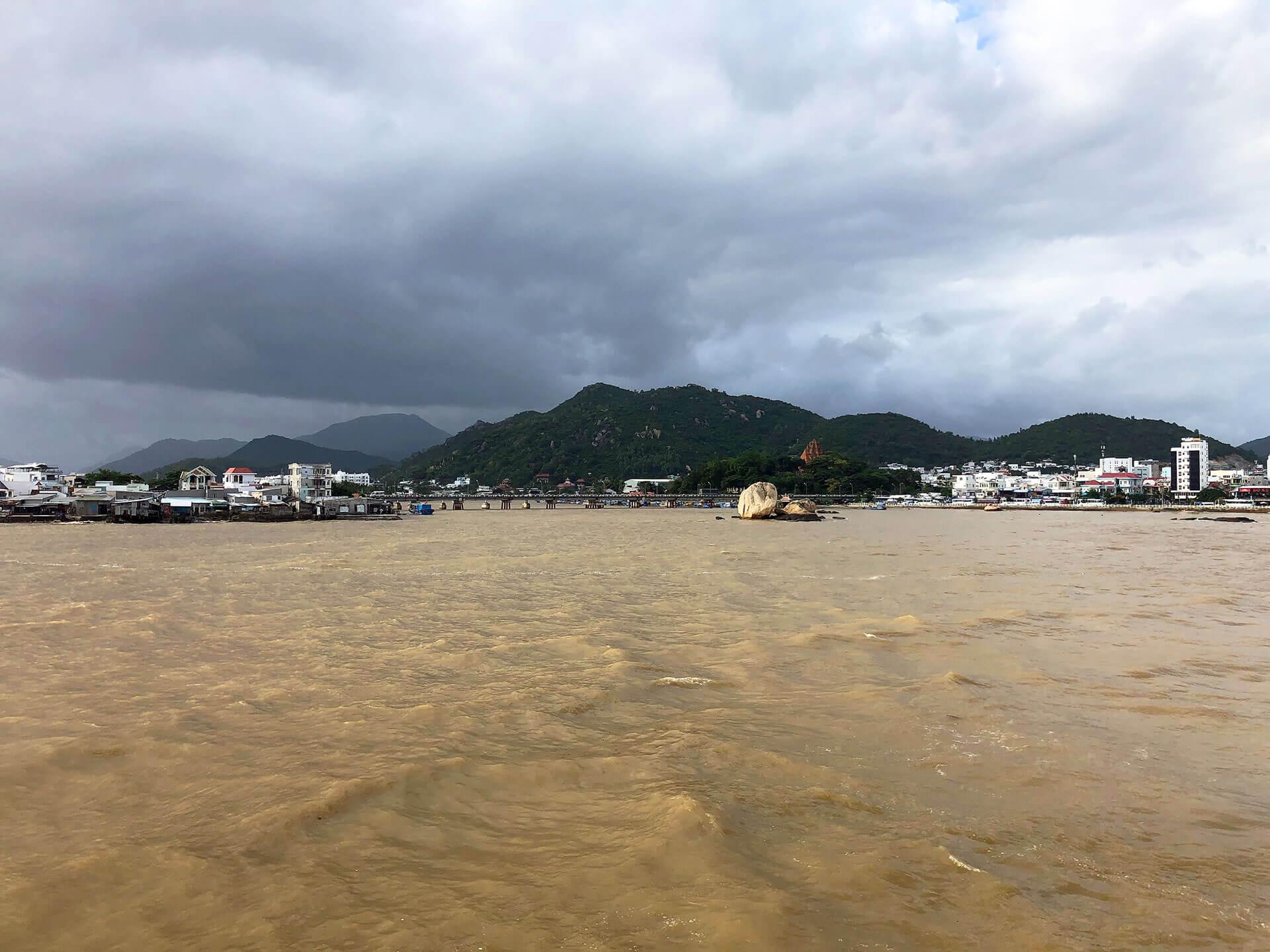 Cai Fluss in Nha Trang