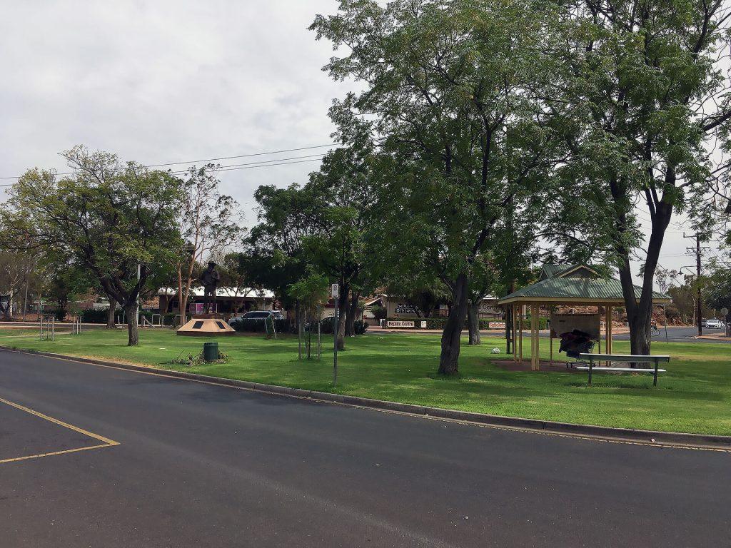 Park in Alice Springs