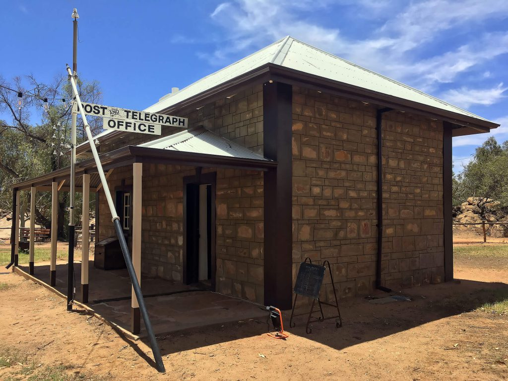 Telegraph Station Alice Springs
