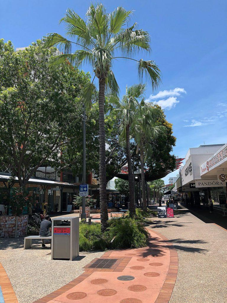 Innenstadt von Darwin