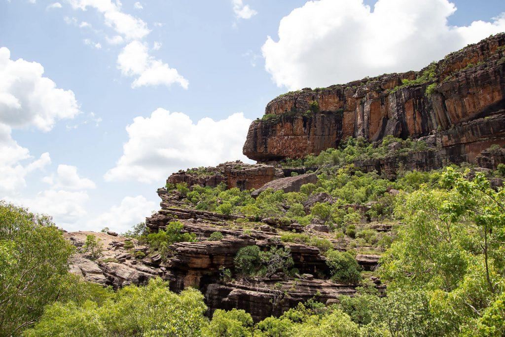 Gunnwarrdehwarrdde Lookout im Kakadu Nationalpark