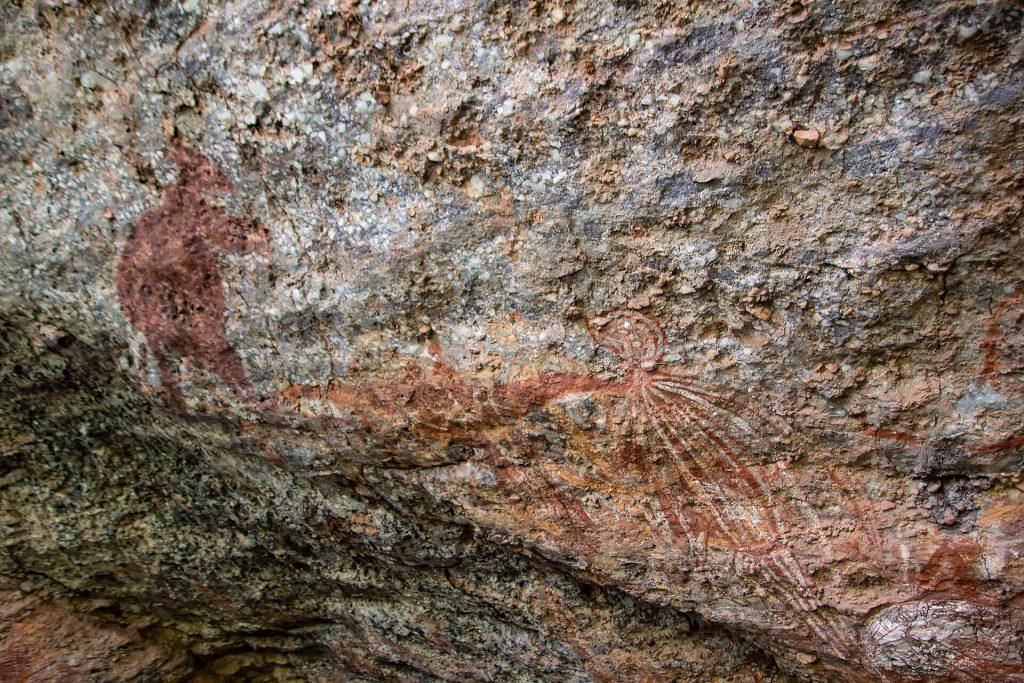 Nawurlandja im Kakadu Nationalpark