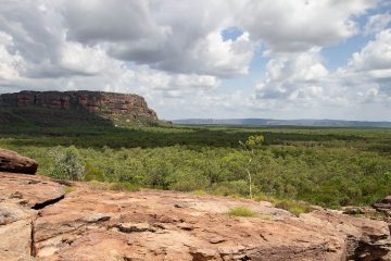 Nawurlandja Lookout im Kakadu Nationalpark
