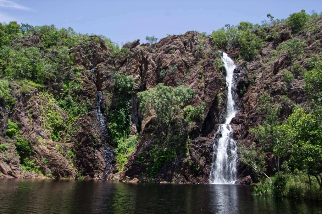 Wangi Falls im Litchfield National Park