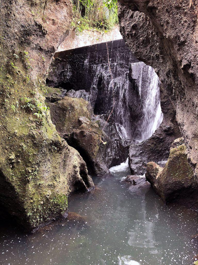 Bandung Wasserfall