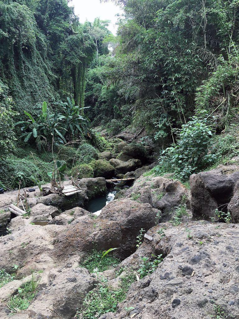 Beim Bandung Wasserfall