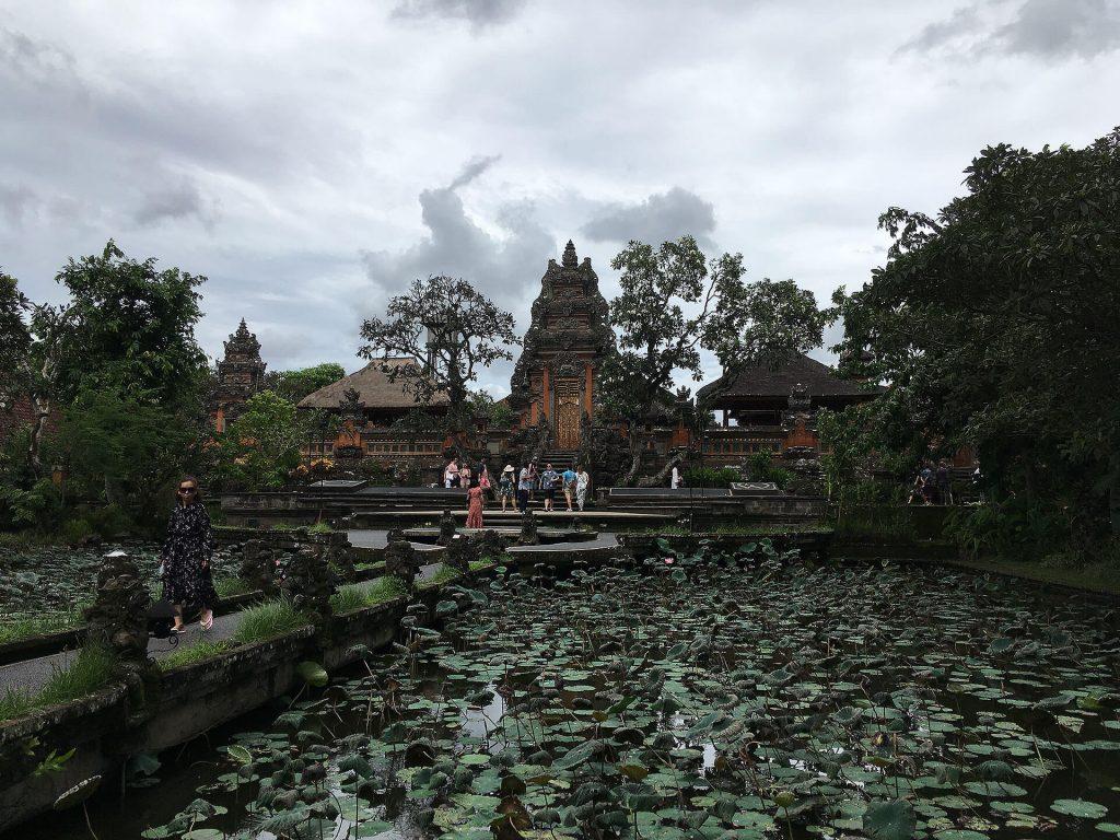 Saraswati Tempel