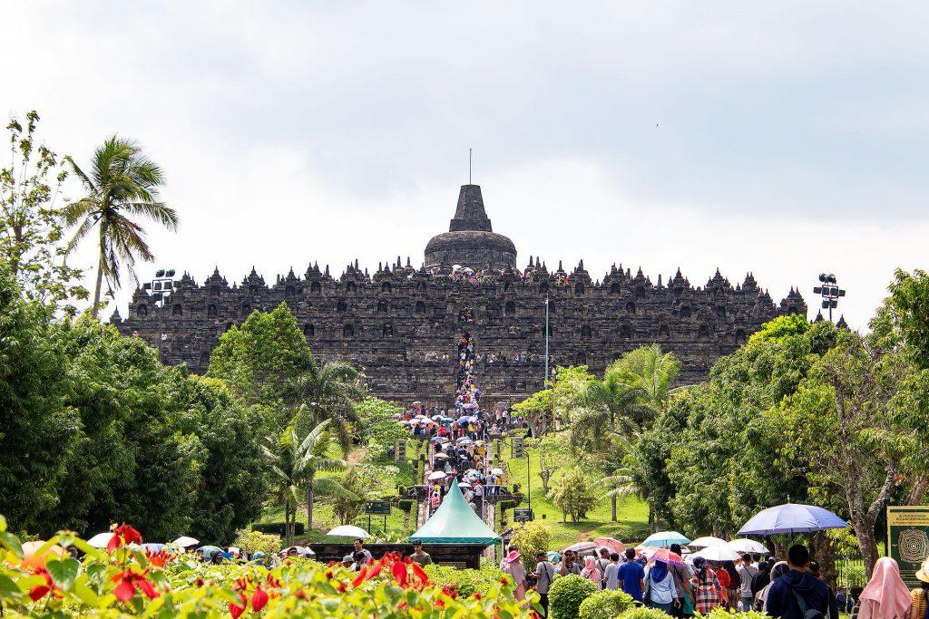 Borobudur-Tempel