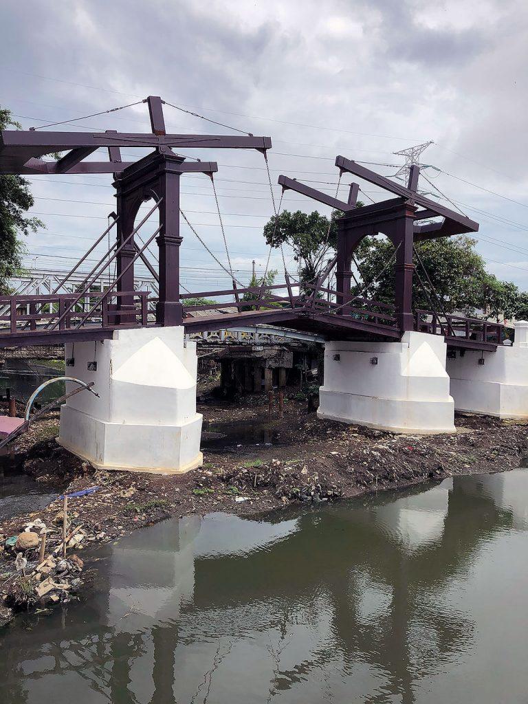 Niederländische Zugbrücke