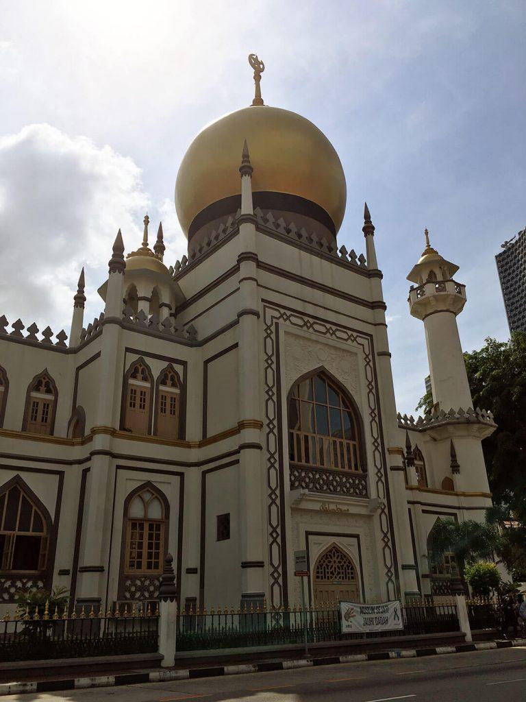 Masjid Sultan Moschee