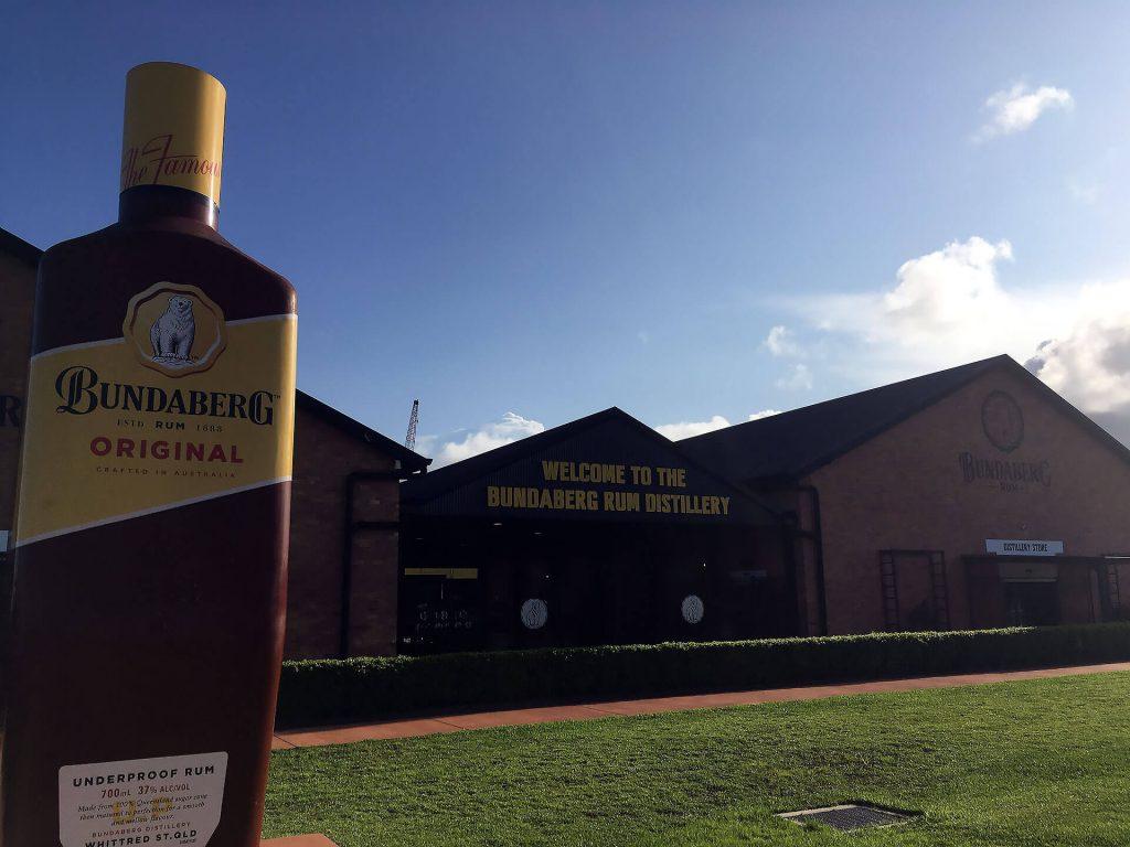 Bundaberg Rum Distillerie