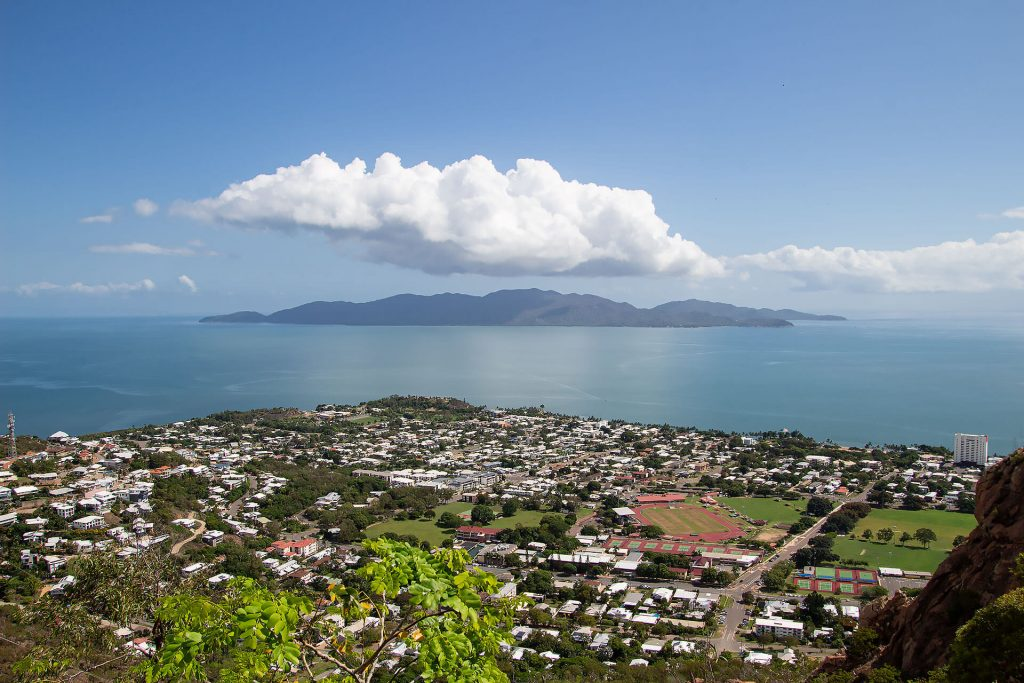 Castle Hill in Townsville