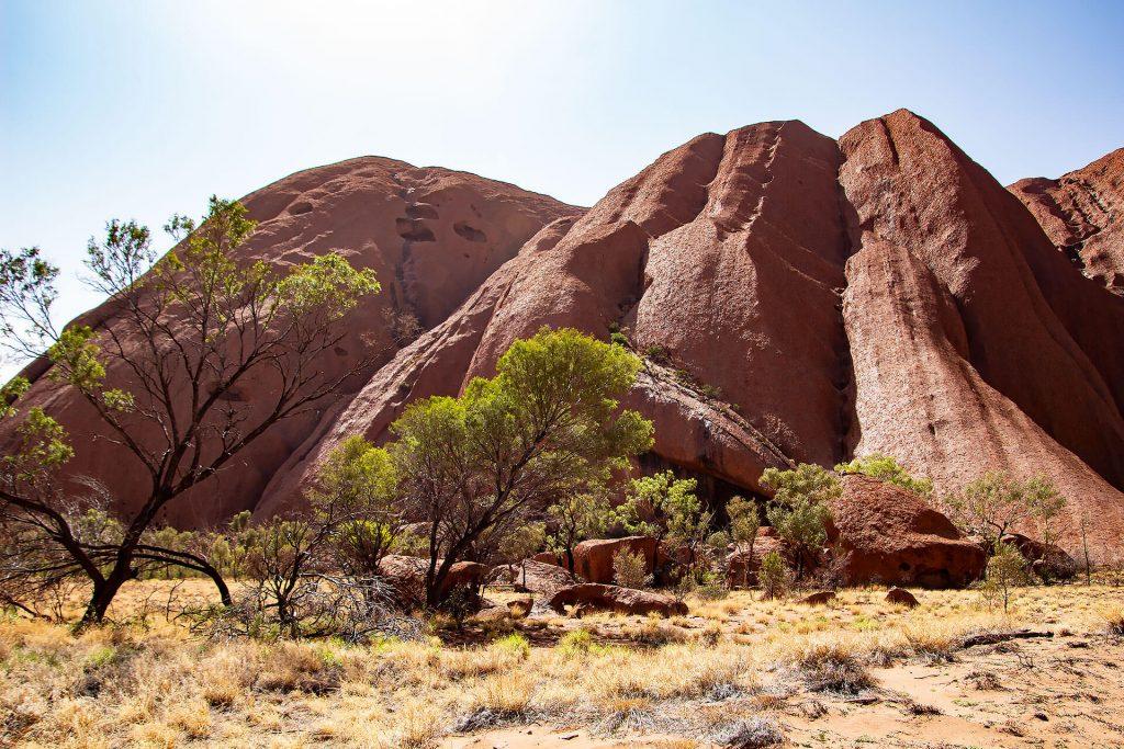 Uluru im Red Center