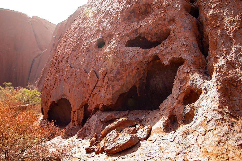 Küche am Uluru