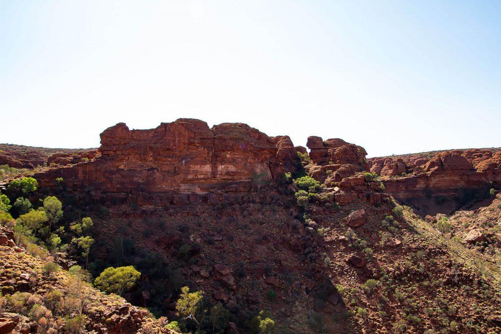 Kings Canyon im Watarrka National Park