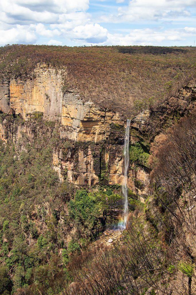 Bridal Veil Wasserfall